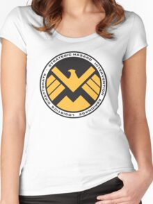 S.H.I.E.L.D. Women's Fitted Scoop T-Shirt