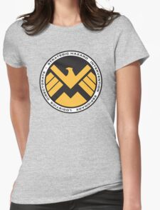 S.H.I.E.L.D. Womens Fitted T-Shirt