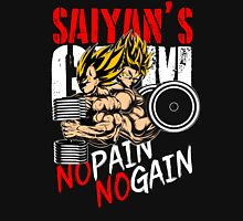 No pain, No gain! Unisex T-Shirt