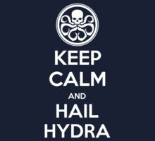 KEEP CALM and HAIL HYDRA by Golubaja