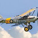 Hawker Nimrod I S1581/573 G-BWWK by Colin Smedley