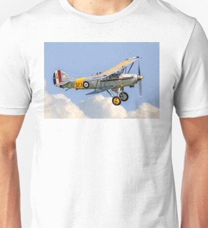 Hawker Nimrod I S1581/573 G-BWWK Unisex T-Shirt