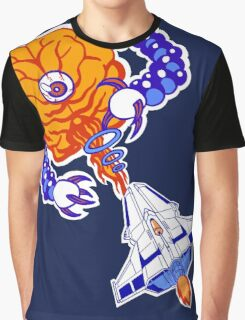 Aim For the Eye! Graphic T-Shirt