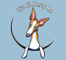 Ibizan Hound Its All About Me by offleashart