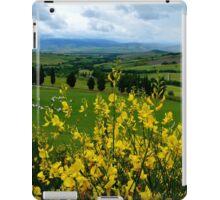 Tuscany Hills iPad Case/Skin