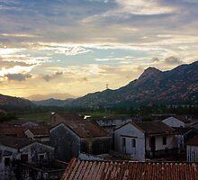 rural village by lockstockbarrel