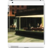 Nighthawks iPad Case/Skin