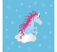 Unicorn Dream Photographic Print