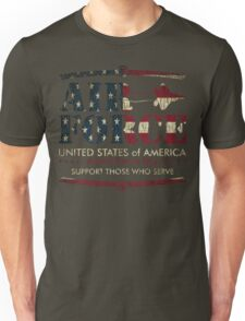 Armed Forces Day - USAF Air Force Unisex T-Shirt