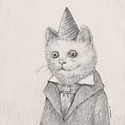 Birthday Kitty by betsystreeter