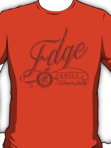 Edge Family - Burnt Orange T-Shirt