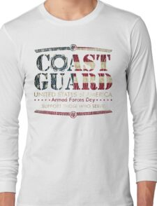 Armed Forces Day - Coast Guard Long Sleeve T-Shirt