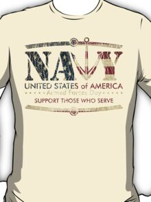 Armed Forces Day - Navy T-Shirt