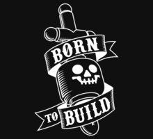 Master Builders only Kids Tee