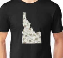 Idaho Flowers Unisex T-Shirt