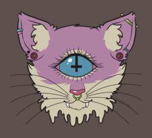 cyclops cat by boneguts