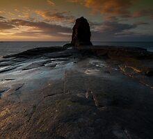 Black Nab, Saltwick Bay, Whitby by Stephen Smith