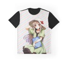 Sakurasou no Pet na Kanojo - Shiina Mashiro Graphic T-Shirt