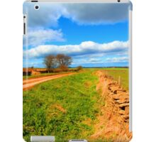 THE YORKSHIRE DALES iPad Case/Skin
