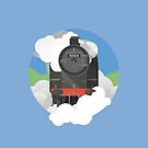 Swanage Railway by Jamie Harrington