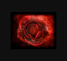 Red Rose of Love Passion and Lust Unisex T-Shirt