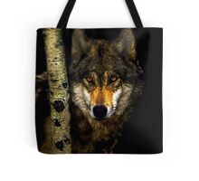 Wolf from Kaibab Forest in Arizona Tote Bag