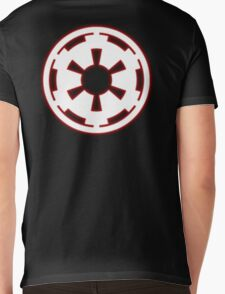 Galactic Empire Symbol Mens V-Neck T-Shirt