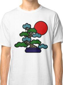 Sunrise Bonsai Classic T-Shirt