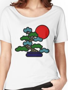 Sunrise Bonsai Women's Relaxed Fit T-Shirt