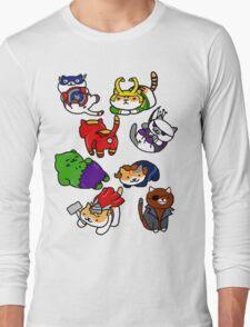 Atsume Assemble Long Sleeve T-Shirt