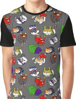 Atsume Assemble Graphic T-Shirt