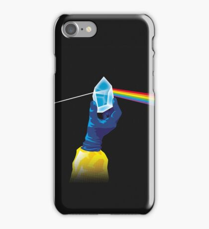The Dark Side of the Meth (no tag) iPhone Case/Skin