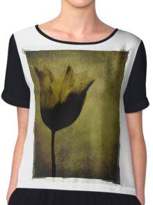 Tulip Chiffon Top