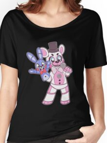 Funtime Freddy Women's Relaxed Fit T-Shirt
