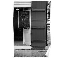 New Orleans - Bourbon Street Poster