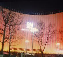 GM Light-Show 1 by John Schneider