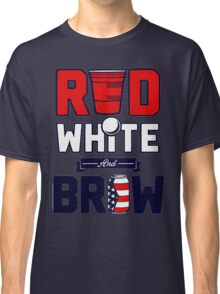RED-WHITE & BREW Classic T-Shirt