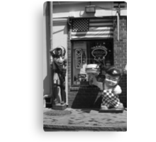 New Orleans - Bourbon Street Canvas Print