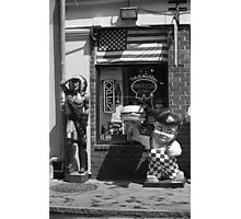 New Orleans - Bourbon Street Photographic Print
