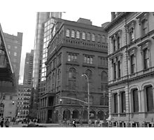 Cooper Union Sq Photographic Print