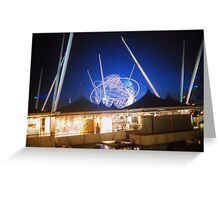 Focal Point Greeting Card