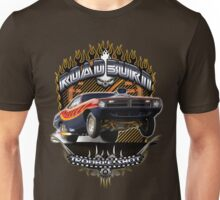 Muscle Car - Barracuda Road Burn Unisex T-Shirt