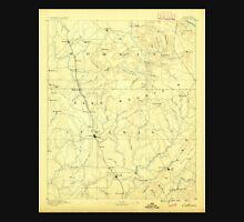USGS TOPO Map Alabama AL Cullman 305822 1888 125000 Unisex T-Shirt