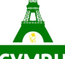 Cymru Sticker