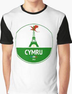 Cymru Graphic T-Shirt