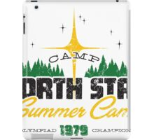 Camp North Star iPad Case/Skin