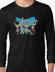 Jetsons Long Sleeve T-Shirt