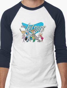 Jetsons Men's Baseball ¾ T-Shirt