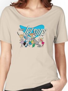 Jetsons Women's Relaxed Fit T-Shirt