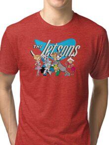 Jetsons Tri-blend T-Shirt